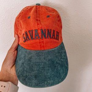 Savannah bistinrtibe headwear vintage hat